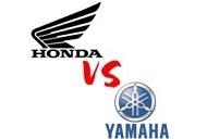 Обновление каталогов Honda и Yamaha.